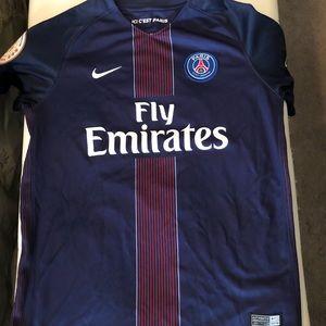 Authentic Paris St-Germaine soccer jersey